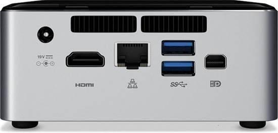 Платформа Intel NUC BOXNUC6i3SYH - фото 2