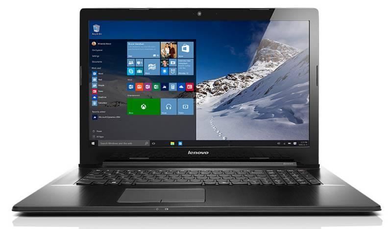 """Ноутбук 17.3"""" Lenovo IdeaPad G7080 черный - фото 1"""