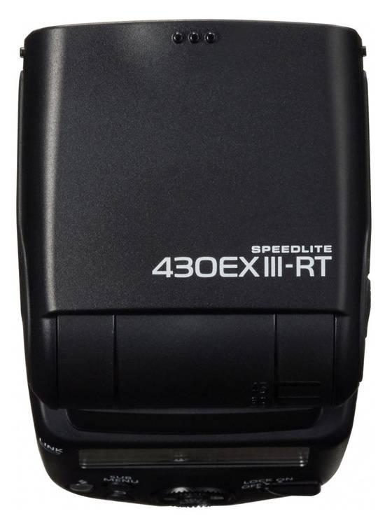 Фотовспышка Canon Speedlight 430EX III -RT (0585C003) - фото 6