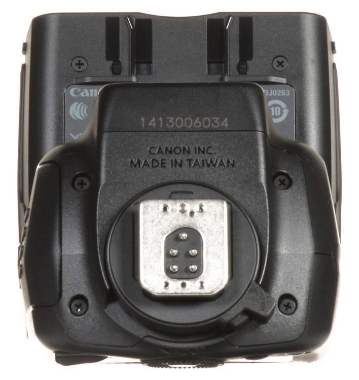 Фотовспышка Canon Speedlight 430EX III -RT (0585C003) - фото 7