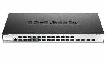 Коммутатор управляемый D-Link DGS-1210-28XS/ME/B1A