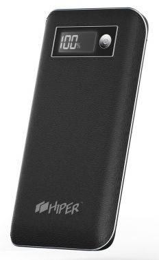 Мобильный аккумулятор HIPER PowerBank XPX6500 черный