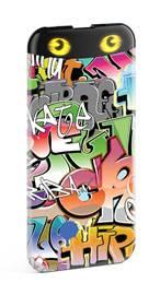 Мобильный аккумулятор HIPER PowerBank EP6600 Graffiti рисунок