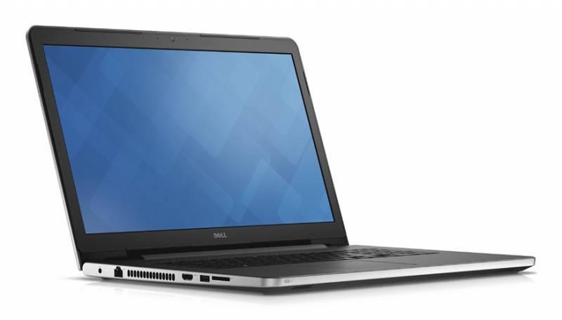 "Ноутбук 17.3"" Dell Inspiron 5759 (5759-8149) серебристый - фото 2"