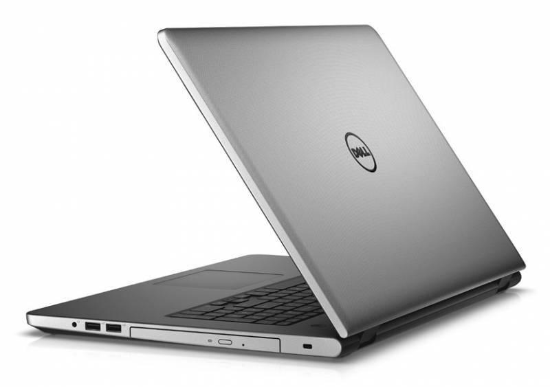 "Ноутбук 17.3"" Dell Inspiron 5759 (5759-8149) серебристый - фото 3"