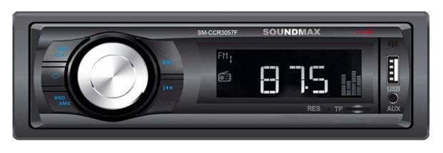 Автомагнитола Soundmax SM-CCR3057F - фото 1