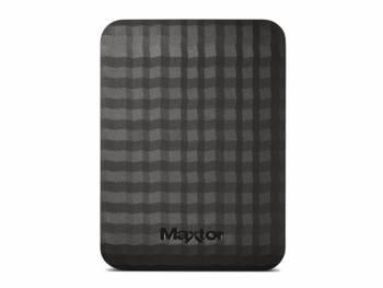 Внешний жесткий диск 1Tb Seagate Maxtor STSHX-M101TCBM черный USB 3.0