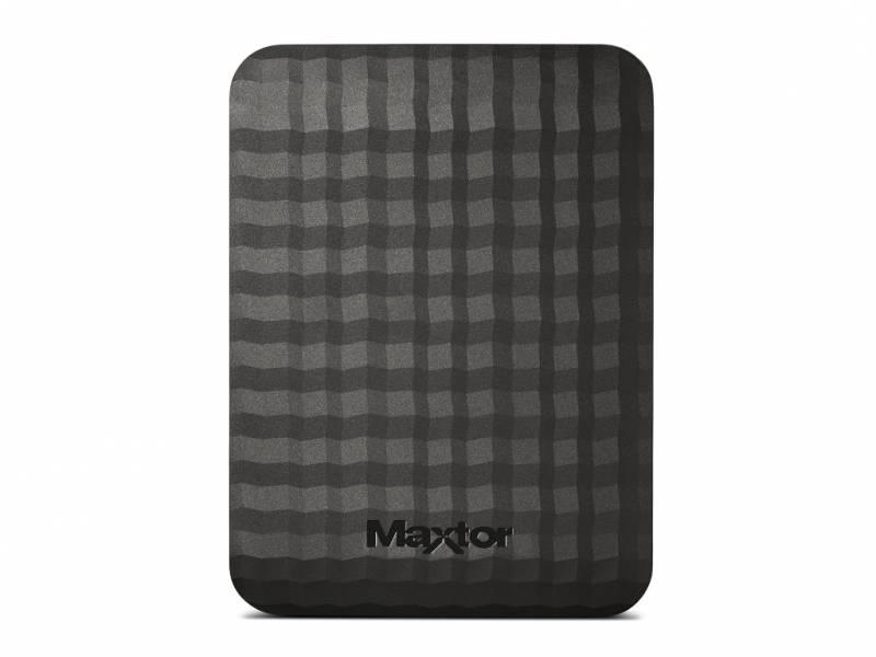 Внешний жесткий диск 2Tb Seagate STSHX-M201TCBM Maxtor черный USB 3.0 - фото 1