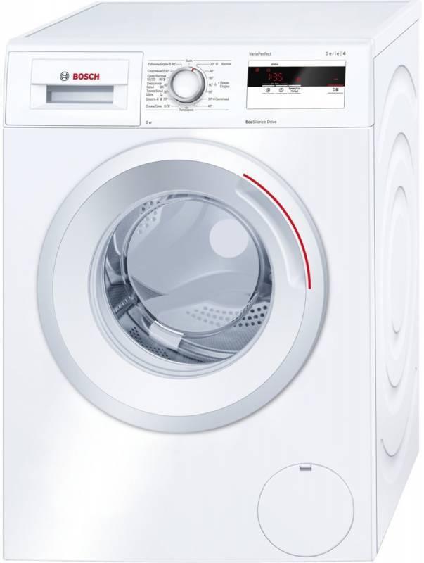 Стиральная машина Bosch WAN20060OE белый - фото 1