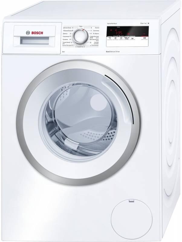 Стиральная машина Bosch WAN20160OE белый - фото 1