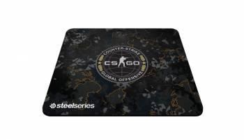 Коврик для мыши Steelseries QcK+ CS:GO Camo Edition рисунок