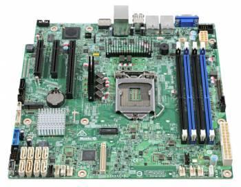 ��������� ����������� ����� Soc-1151 Intel DBS1200SPL mATX Ret