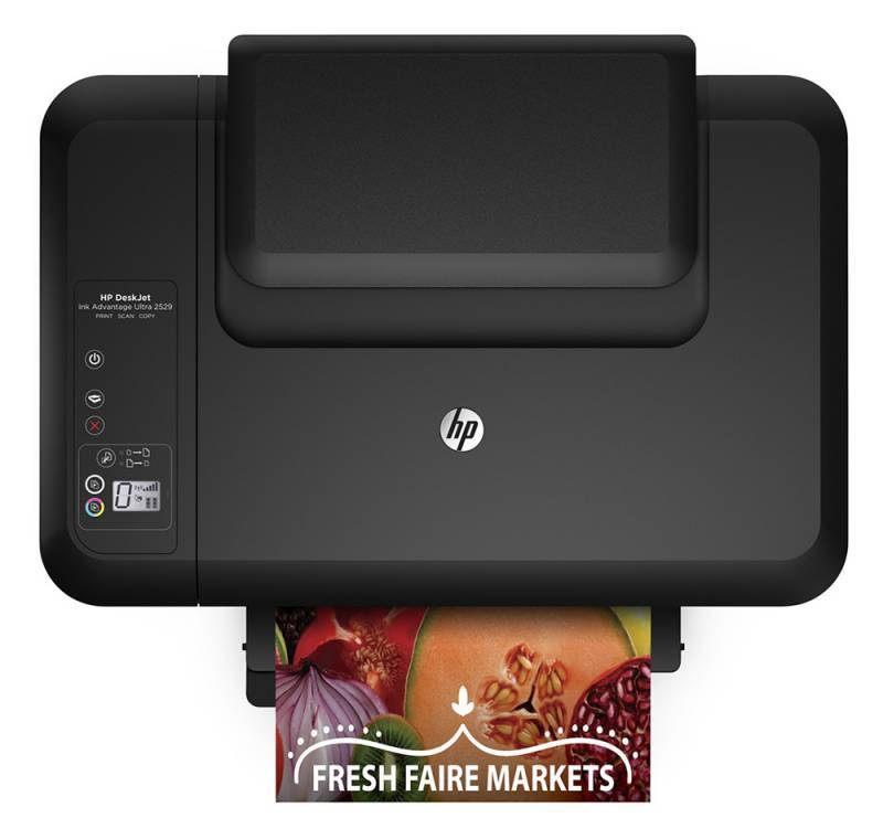 МФУ HP DeskJet Ink Advantage Ultra 2529 - фото 4