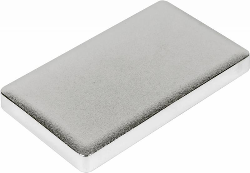 Внешний корпус для HDD/SSD AgeStar 31UB2A15 SATA серебристый - фото 3