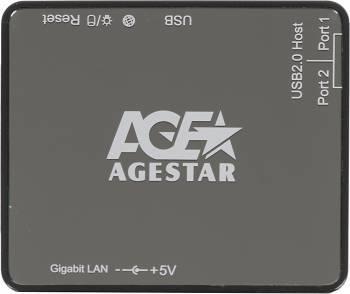 Адаптер-переходник AgeStar WLB6 для 2.5 и 3.5 дисков