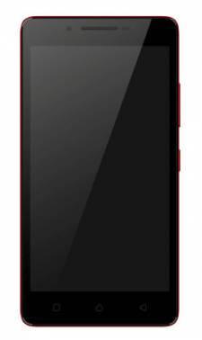 Смартфон Lenovo A6010 8ГБ красный