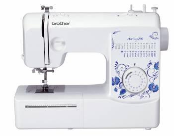 Швейная машина Brother ArtCity 200 белый (ARTCITY200)
