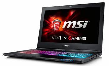Ноутбук 15.6 MSI GS60 6QD(Ghost)-274RU черный