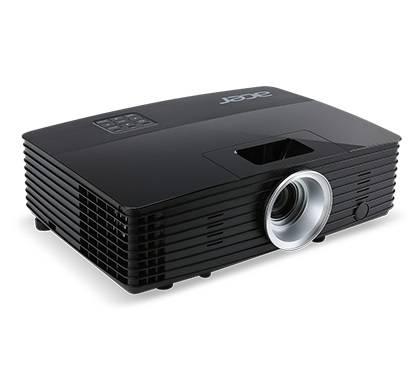 Проектор Acer P1385W черный - фото 2