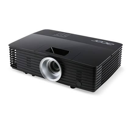 Проектор Acer P1385W черный - фото 3