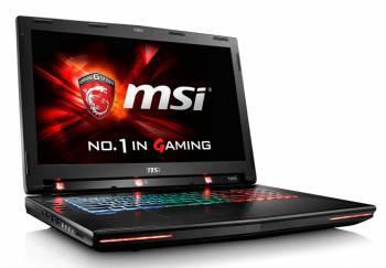 Ноутбук 17.3 MSI GT72 6QE-863RU черный