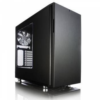 Корпус ATX Fractal Design Define R5 Window черный (FD-CA-DEF-R5-BK-W)