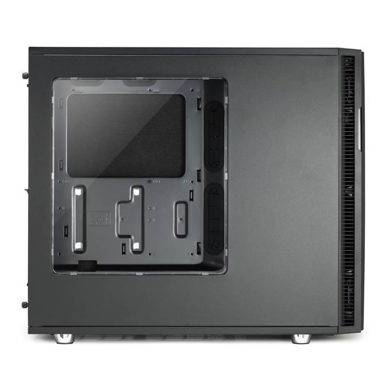 Корпус ATX Fractal Design Define R5 Window черный (FD-CA-DEF-R5-BK-W) - фото 3