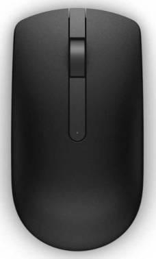 Комплект клавиатура+мышь Dell KM636 черный/черный (580-ADFN)
