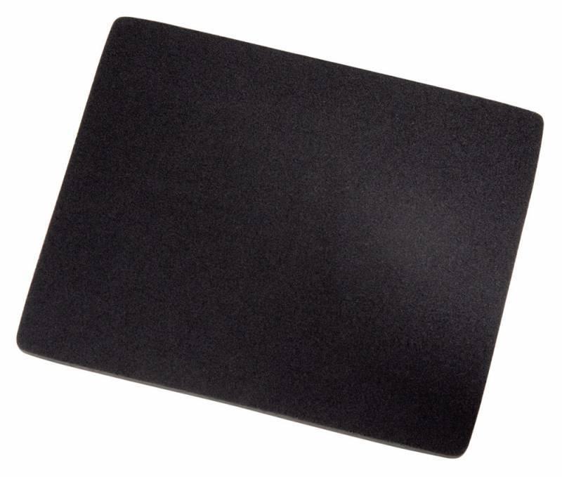 Коврик для мыши Hama H-54766 черный (00054766) - фото 1