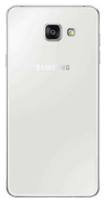 Смартфон Samsung Galaxy A7 (2016) SM-A710F 16ГБ белый - фото 2