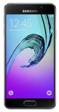 Смартфон Samsung SM-A310F Galaxy A3 (2016) 16Gb черный моноблок 3G 4G 2Sim 4.7 1280x720 Android 5.1 13Mpix WiFi BT GPS GSM900/1800 GSM1900 TouchSc MP3 FM microSD max128Gb (SM-A310FZKDSER)