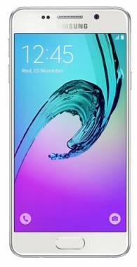 Смартфон Samsung SM-A310F Galaxy A3 (2016) белый, встроенная память 16Gb, дисплей 4.7 1280x720, Android 5.1, камера 13Mpix, поддержка 3G, 4G, 2Sim, WiFi, BT, GPS, FM радио, microSD до 128Gb (SM-A310FZWDSER)