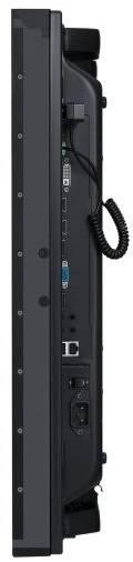 """Профессиональная LCD панель 46"""" Samsung UD46E-P черный - фото 3"""
