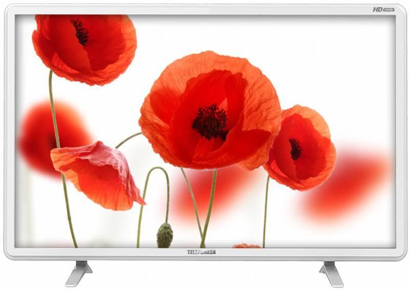 """Телевизор LED 31.5"""" Telefunken TF-LED32S21T2 белый - фото 1"""