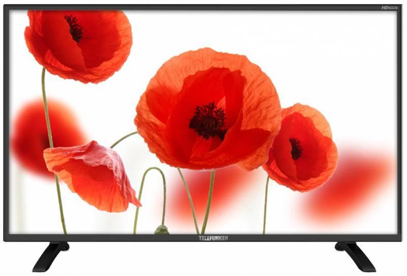 """Телевизор LED 31.5"""" Telefunken TF-LED32S27T2 черный - фото 1"""