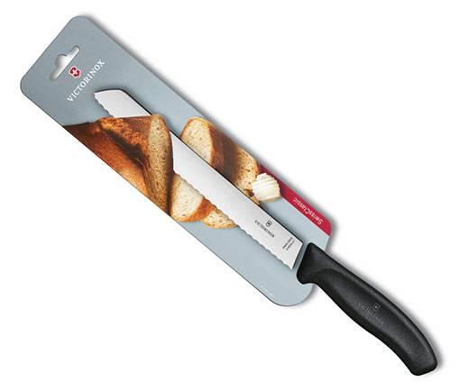 Нож Victorinox Swiss Classic черный (6.8633.21B) - фото 1