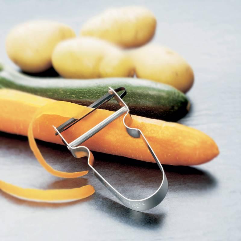 Овощечистка для овощей и фруктов Victorinox Potato Peeler REX (7.6070) - фото 2