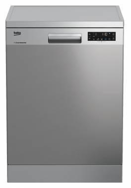 Посудомоечная машина Beko DFN 29330 X нержавеющая сталь