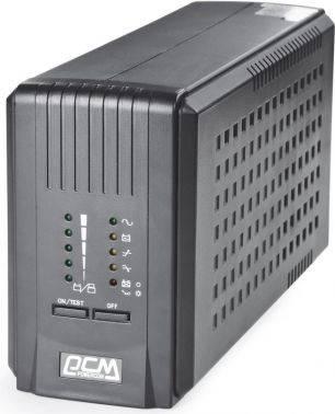 ИБП Powercom Smart King Pro+ SPT-500 черный