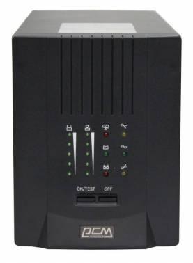 ИБП Powercom Smart King Pro+ SPT-700 черный