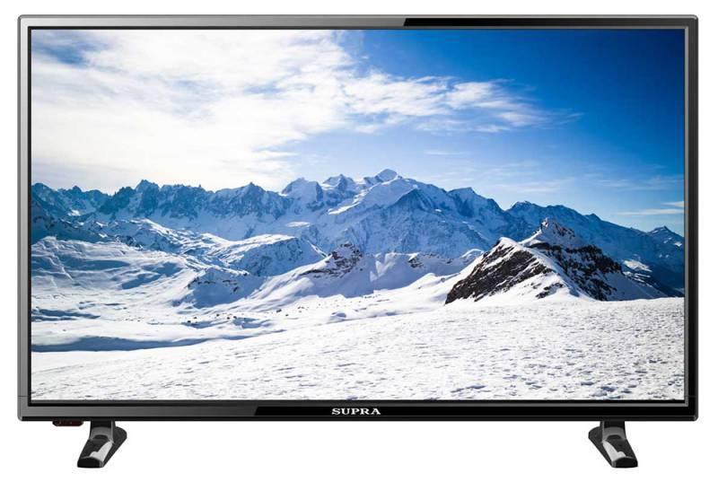 """Телевизор LED 28"""" Supra STV-LC28T440WL черный - фото 1"""