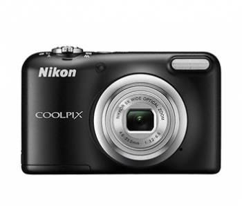 Фотоаппарат Nikon CoolPix A10 черный (VNA981E1)