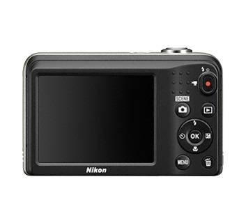 Фотоаппарат Nikon CoolPix A10 серебристый (VNA980E1) - фото 3