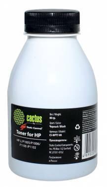 Тонер Cactus CS-MPT7-80 черный 80грамм