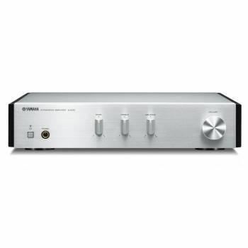 Интегральный усилитель Yamaha A-U670 серебристый
