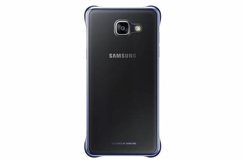 Чехол Samsung Clear Cover, для Samsung Galaxy A5 (2016), черный/прозрачный (EF-QA510CBEGRU) - фото 3