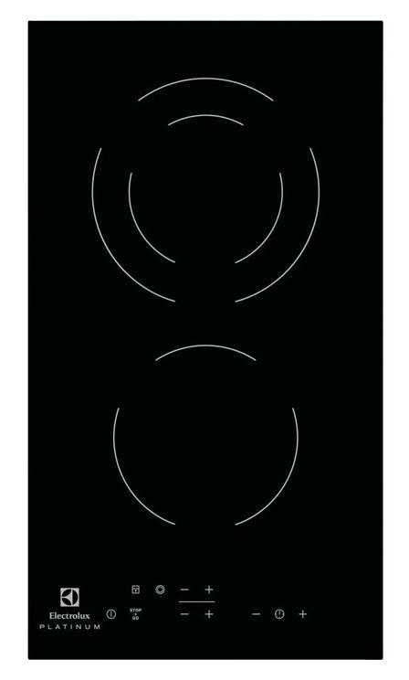 Варочная поверхность Electrolux EHF93320NK черный - фото 1