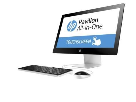 "Моноблок 23"" HP Pavilion 23-q211ur белый - фото 2"