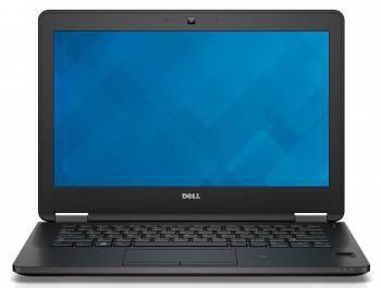 Ультрабук 12.5 Dell Latitude E7270 черный