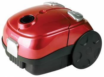 Пылесос Supra VCS-1602 красный (9897)